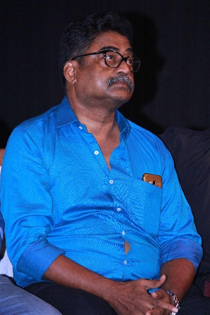 Actor RNR Manohar @ Pichuva Kaththi Audio Launch Stills