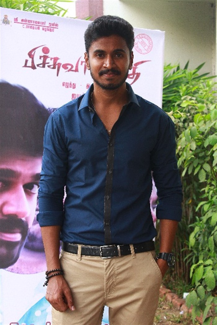 Actor CM Senguttuvan @ Pichuva Kaththi Audio Launch Stills