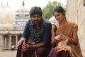 Inigo Prabhakaran, Sri Priyanka in Pichuva Kaththi Movie Stills