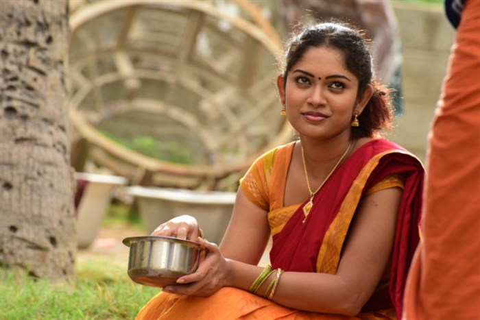 Actress Sri Priyanka in Pichuva Kathi Movie Stills