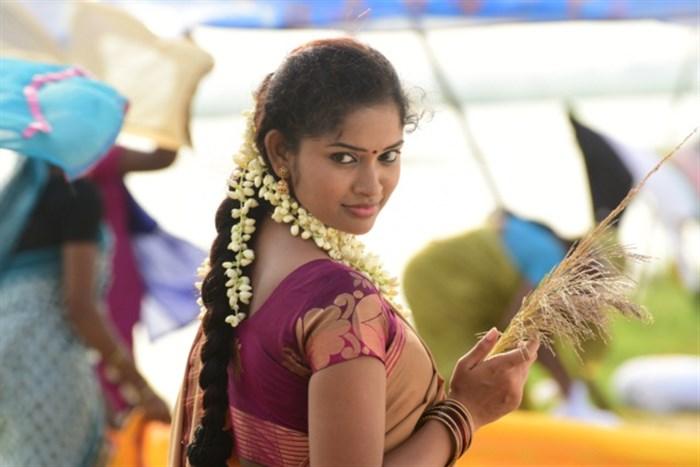 Actress Sri Priyanka in Pichuva Kathi Movie Stills
