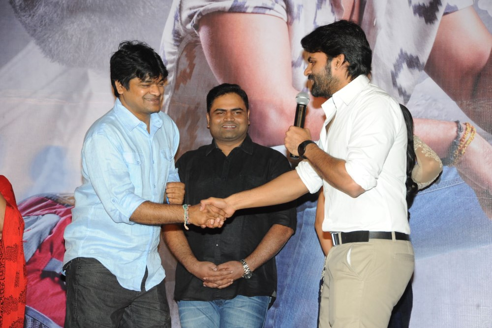 pilla nuvvu leni jeevitham audio success meet ravikumar md