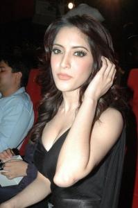 Pinky Sawika Chaiyadech in Black Dress Stills