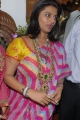 Pinky Reddy Latest Photos in Transparent Saree