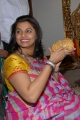 T.Subbarami Reddy's Daughter Pinky Reddy in Saree Photos