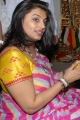 Pinky Reddy Hot Pics in Chiffon Saree