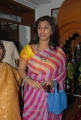 Pinky Reddy in Chiffon Saree Photos