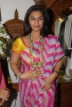 Pinky Reddy in Transparent Saree Photos