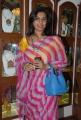 Pinky Reddy Hot Pics in Chiffon Saree