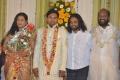 Snehan @ Lyricist Piraisudan Daughter Wedding Reception Photos