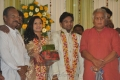 Visu @ Lyricist Piraisudan Daughter Wedding Reception Photos