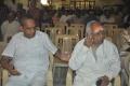 AVM Saravanan, MS Vishwanathan @ Piraisudan Daughter Wedding Reception Photos