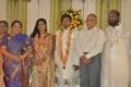 KS Chithra @ Lyricist Piraisudan Daughter Wedding Reception Photos