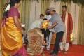 K.Bhagyaraj @ Lyricist Piraisudan Daughter Wedding Reception Photos