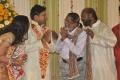 Gangai Amaran @ Lyricist Piraisudan Daughter Wedding Reception Photos