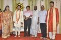 Keyaar @ Lyricist Piraisudan Daughter Wedding Reception Photos