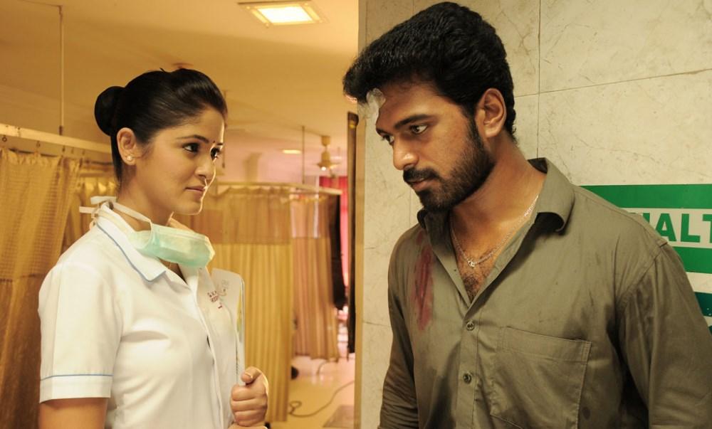 Abhinaya, Aravind in Piravi Tamil Movie Stills