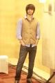 Hero Santhosh Ramesh @ Pisaasu Movie First Look Press Meet Stills
