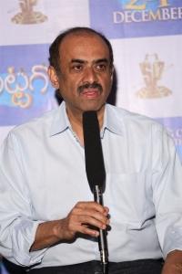 D Suresh Babu @ Pittagoda Movie Press Meet Stills