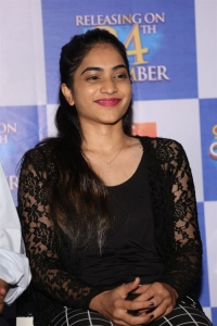 Punarnavi Bhupalam @ Pittagoda Movie Press Meet Stills