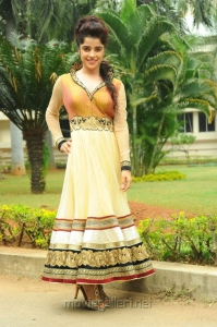 Actress Piaa Bajpai Hot Pics at Back Bench Student Logo Launch
