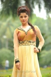 Actress Piya Bajpai Photos at Back Bench Student Logo Launch