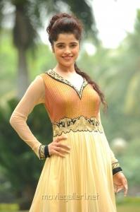 Actress Piaa Bajpai Hot Photos at Back Bench Student Logo Launch