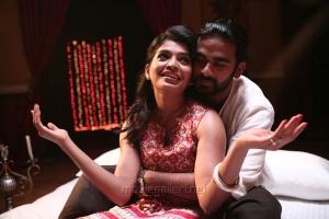 Sanchita Shetty, Ashok Selvan in Pizza 2 The Villa Movie Stills
