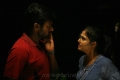 Vijay Sethupathi, Ramya Nambeesan in Pizza Movie Hot Photos