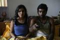 Ramya Nambeesan, Vijay Sethupathi in Pizza Telugu Movie Photos
