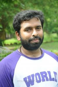 Music Director Santhosh Narayanan at Pizza Movie Press Meet Stills