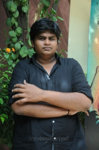 Director Karthik Subbaraj at Pizza Movie Press Meet Stills
