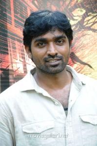 Vijay Sethupathi at Pizza Movie Press Meet Stills