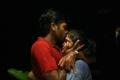 Vijay Sethupathi, Ramya Nambeesan in Pizza Tamil Movie Stills