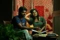 Vijay Sethupathy, Ramya Nambeesan in Pizza Telugu Movie Stills