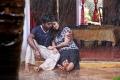 Vijay Sethupathi, Ramya Nambeesan in Pizza Telugu Movie Stills
