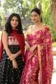 Ananya Nagalla, Spandana @ Playback Movie Press Meet Stills