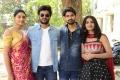 Spandana, Dinesh Tej, Arjun Kalyan, Ananya Nagalla @ Playback Movie Press Meet Stills
