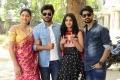 Spandana, Dinesh Tej, Ananya Nagalla, Arjun Kalyan @ Playback Movie Press Meet Stills