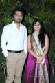 Simbu & Varalakshmi at Poda Podi Press Show Stills
