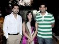 Simbu, Varalaxmi, Vignesh Shivan at Poda Podi Movie Press Show Stills