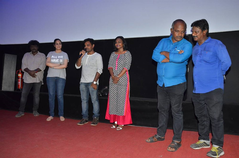 Podhuvaga Emmanasu Thangam Movie Press Show Stills