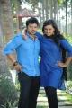 Sridhar, Spoorthi in Pokkiri Mannan Movie Photos