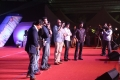 D Imman, Sibiraj, Sathyaraj, Nandha @ Pokkiri Raja Audio Launch in Coimbatore Stills