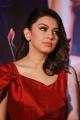 Actress Hansika Motwani @ Pokkiri Raja Movie Single Track Launch Stills
