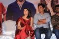 Sibiraj, Hansika, Jeeva @ Pokkiri Raja Movie Single Track Launch Stills
