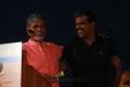 SA Chandrasekhar, PT Selvakumar @ Pokkiri Raja Movie Single Track Launch Stills
