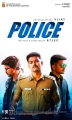Vijay's Police Telugu Movie Posters