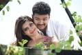 Samantha, Vijay in Policeodu Telugu Movie Stills