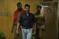 Prabhakar, Prabhu Deva in Pon Manickavel Movie Stills